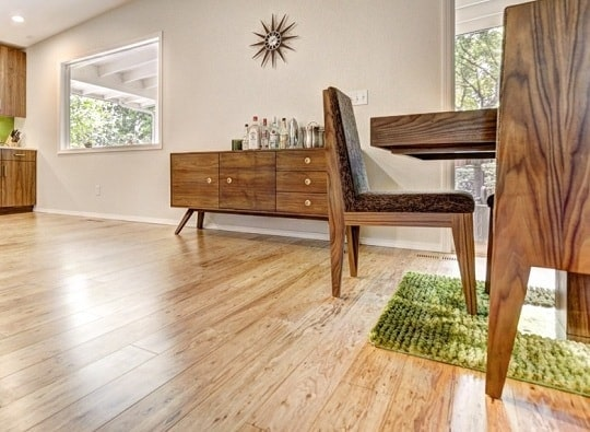 Eucalyptus Flooring Natural