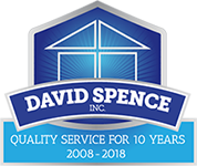 Tampa Home Remodeling Contractor - David Spence Inc. Logo